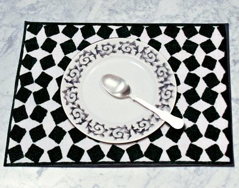GERVASONI SPA - Oggetti Tessile Pmat 10 :  oggetti placemat designer tessile