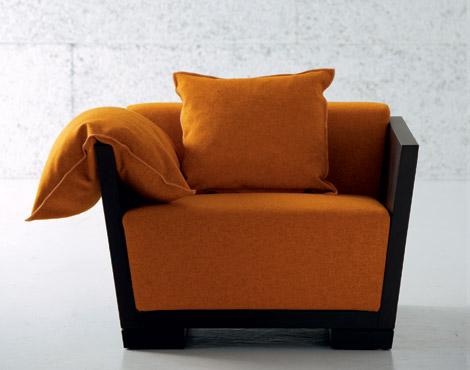 GERVASONI SPA - Mobili Otto Otto 105 :  home designer chair gervasoni 1882